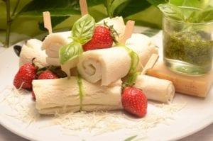 Tramezzini Sandwich goes Italy